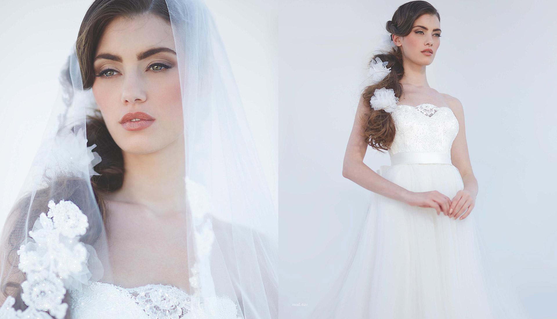 abito da sposa euterpe