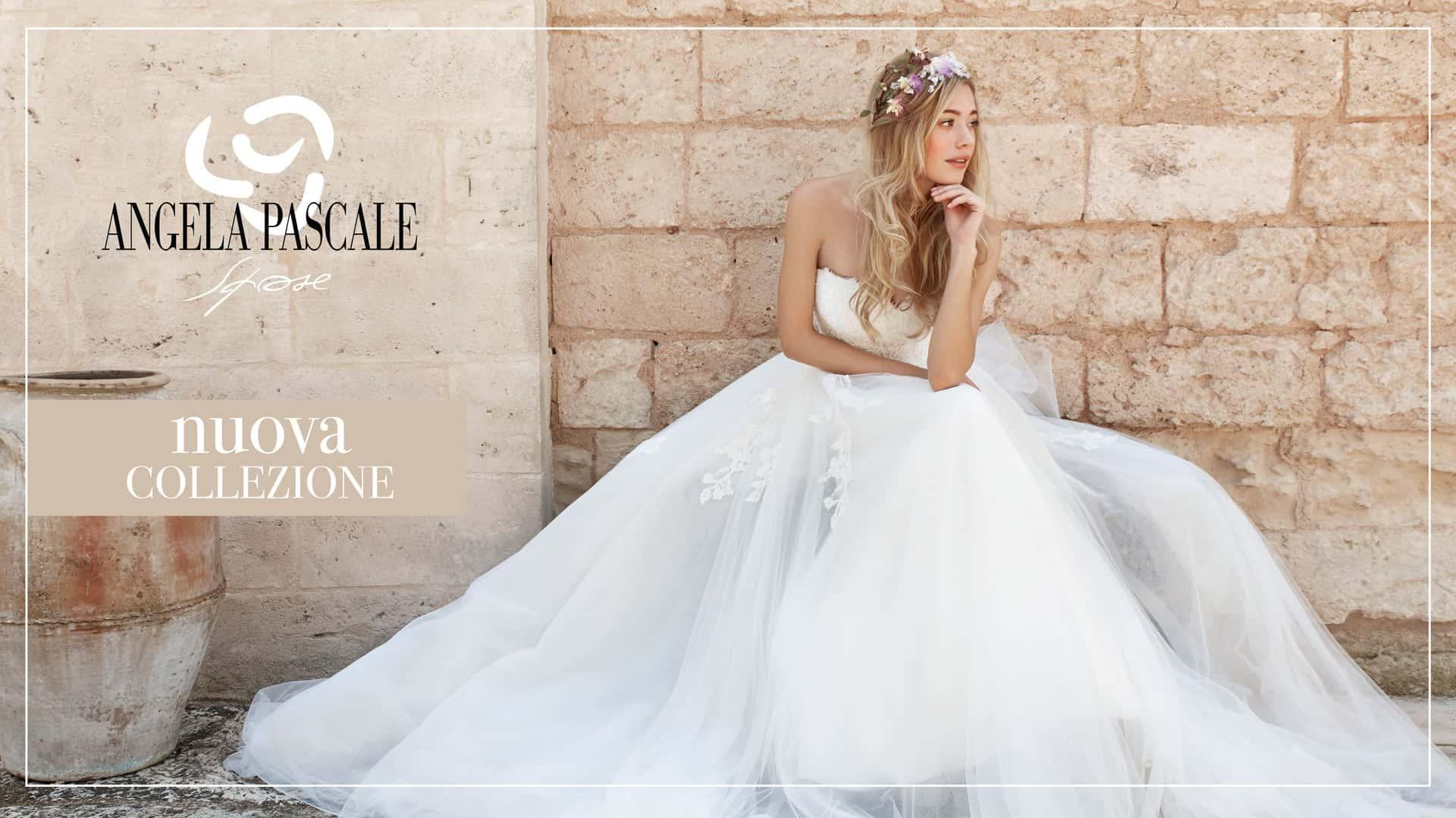 Pascale abiti da sposa 2017